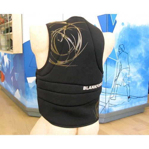 Neoprene Life jacket Impact vest BlankForce