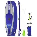 Inflatable SUP board Desna 10' Jobe complete package