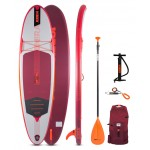 Jobe Inflatable SUP board 10' Mira Package - Red