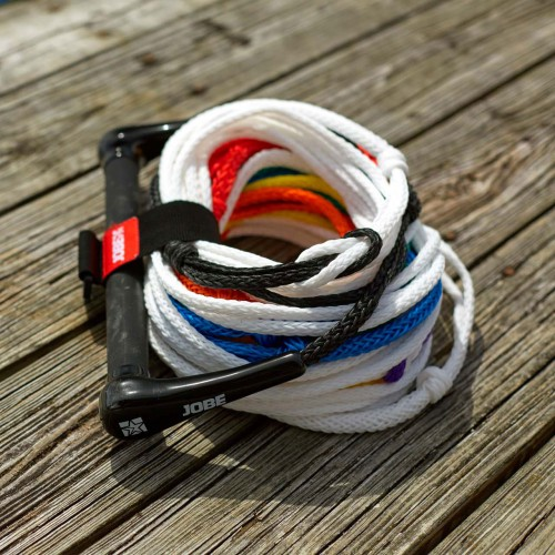 Handle with rope Sport Series 8 section Jobe