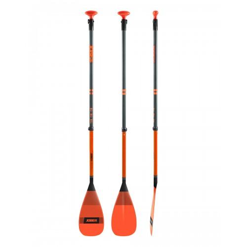 SUP Paddle Fiberglass Adjustable 180-220cm - Orange / Jobe