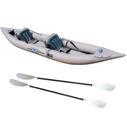 K0 - inflatable 2-seat sea kayak