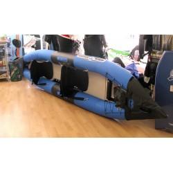 K2 - inflatable 2-seat sea kayak