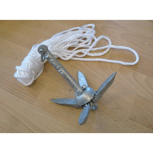 Kayak Anchor kit 0.7Kg