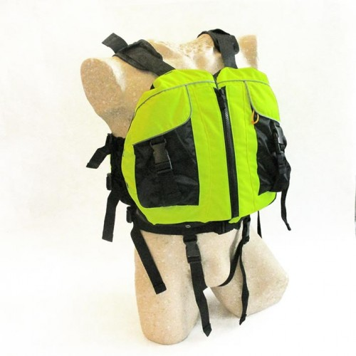 Life jacket for kayak one-size