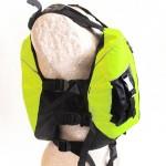Life jacket for kayak one-size Neon Yellow