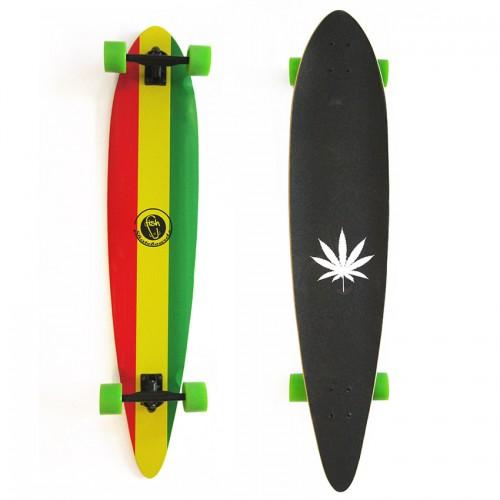 Longboard Pin-tail 46'' Reggae CA Fish
