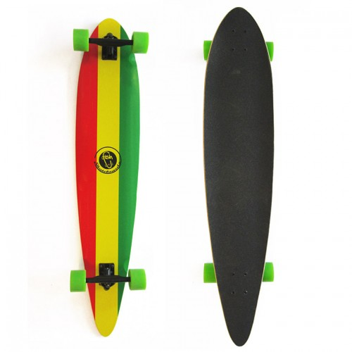 Longboard Pin-tail 46'' Reggae Fish