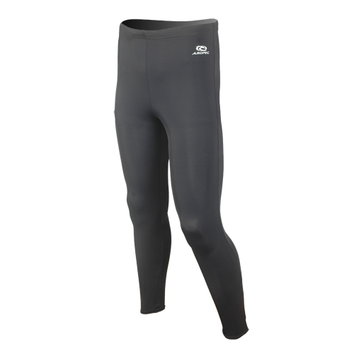 Lycra UV-cut Long Pants for Man black Aropec