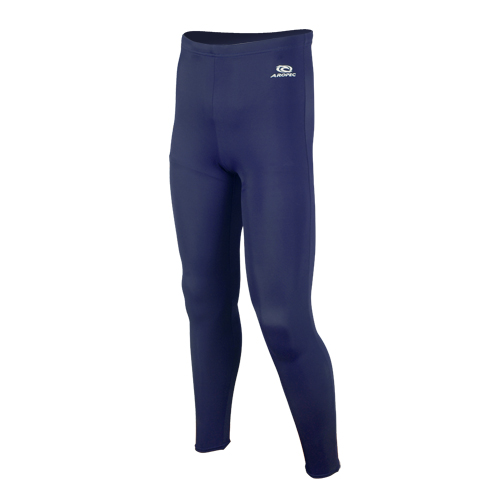 Lycra UV-cut Long Pants for Man navy blue Aropec