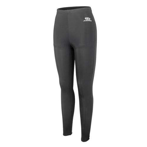 Lycra UV-cut Long Pants for woman black Aropec