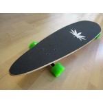 Longboard Pin-tail 41'' Reggae CA Fish