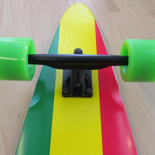 Longboard Pin-tail 41'' Reggae Fish