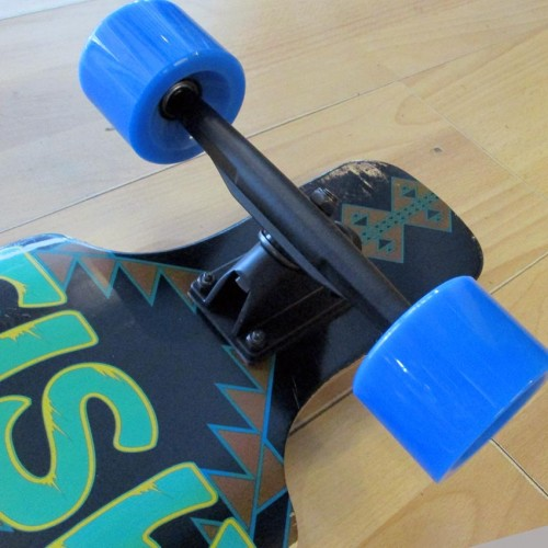 Longboard twin-tip 41'' Owl Fish
