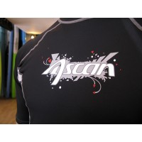 UV Lycra Men short-sleeve Ascan