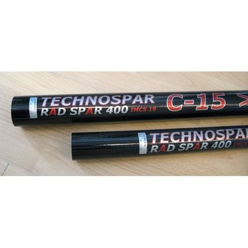 Άλμπουρο 400cm SDM Carbon15% Technospar
