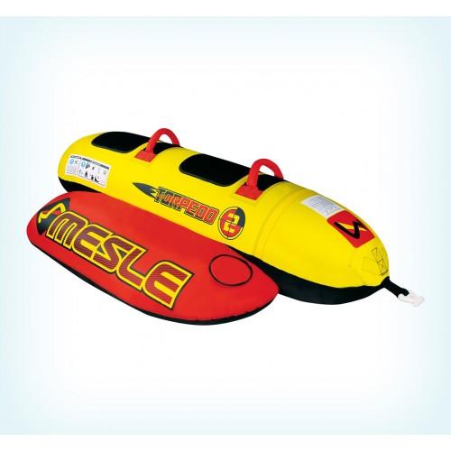 Φουσκωτή μπανάνα 2 ατόμων Torpedo Mesle