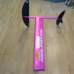 Foil fin Neil Pryde RS-Flight AL
