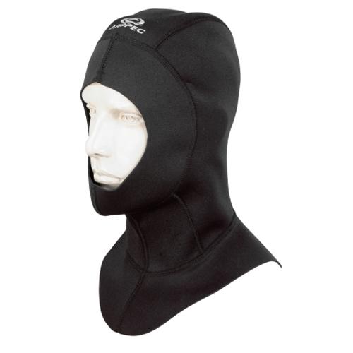 Neopren dive hood 1.5mm Aropec