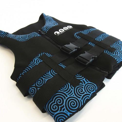 Life Jacket Neopren Waves for Water Sports SCK