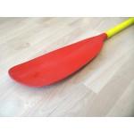 Kayak paddle reinforced Aluminium