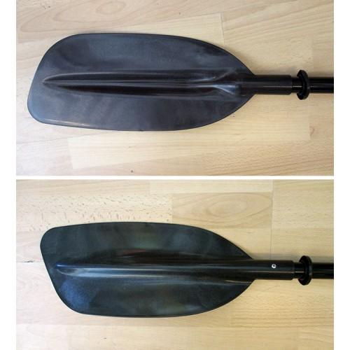 Κουπί καγιάκ Slalom Alu μαύρο