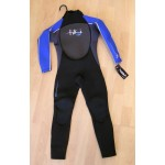 Wetsuit fullsuit 2/3mm for teenagers Tiki size: K4