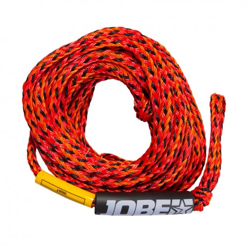 Tow Rope 1-4 person Jobe Red
