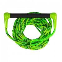 Handle with rope Transfer Ski Combo Jobe Green