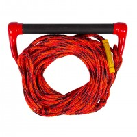 Handle with rope Transfer Ski Combo Jobe Red