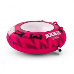 Inflatable Towable Rumble Jobe Hot Pink 1 person