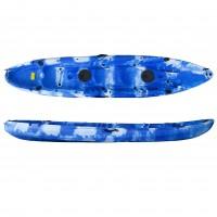 Nereus V19 sea Kayak 2+1 seats SCK Blue / White