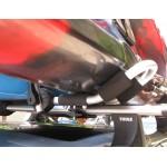 Σχάρες Καγιάκ για σχάρα οροφής αυτοκινήτου
