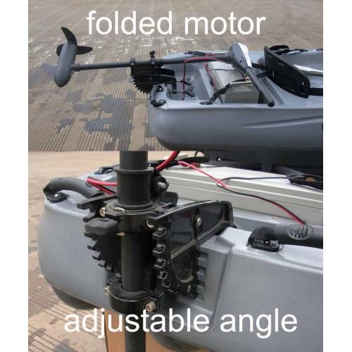 Rider μονοθέσιο κανό με προαιρετικό ηλεκτροκινητήρα