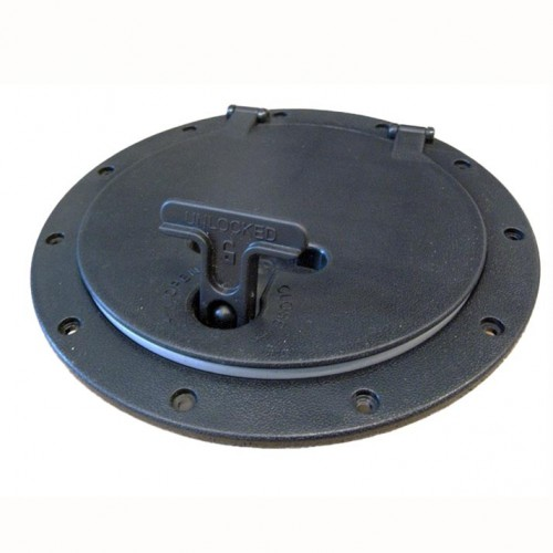 Weatherproof round Hatch for kayaks 25cm