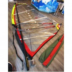 Windsurf Rig Rushwind Entry 6.0 set