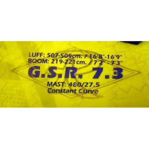 Rushwind Slalom GSR 7,3