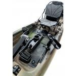 Cyclo 2 two-seater cycling kayak for fishing SCK camo