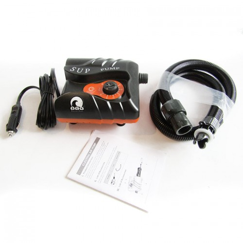 SCK Electric High Pressure Pump for inflatable SUP - inflates up to 16psi
