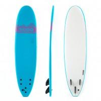 Soft surf board 7ft Blue SCK