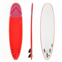 Soft surf board 7ft Red SCK