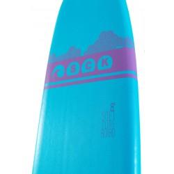 Soft surf board 8ft Blue SCK