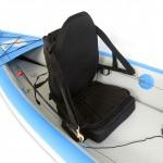 Backrest-seat kayak Super Deluxe SCK