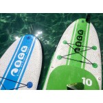 SCK inflatable SUP alφa 10'6'' package