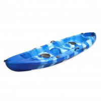 SCK Nereus sea Kayak 2+1 seats - Blue/White