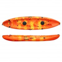 Nereus sea Kayak 2+1 seats SCK