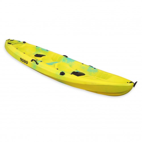 Nereus sea Kayak 2+1 seats SCK Yellow / Blue