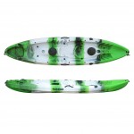SCK Nereus sea Kayak 2+1 seats - Green/White/Black