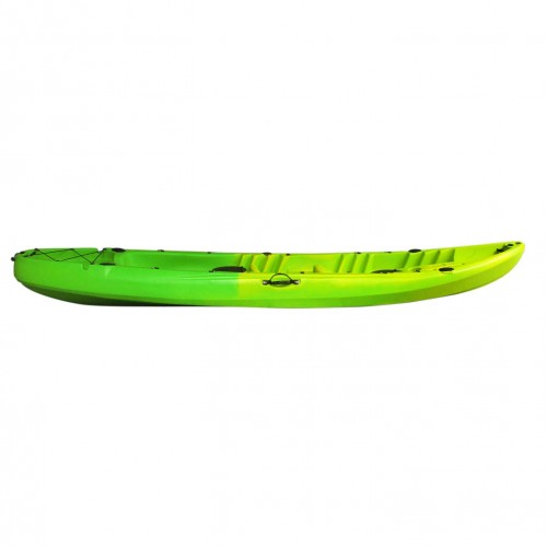Nereus V19 sea Kayak 2+1 seats SCK Yellow / Green