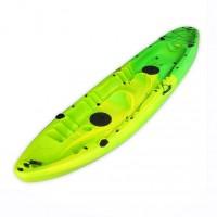 Nereus V19 sea Kayak 2+1 seats SCK Yellow / Green